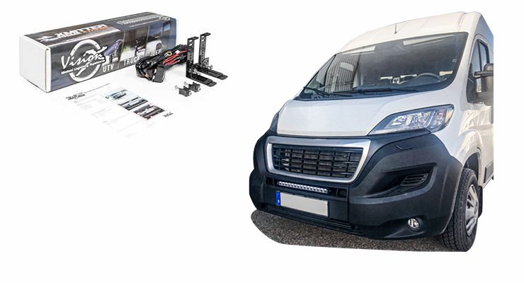 Vision X Europe CITROEN JUMPER XPR-H6S