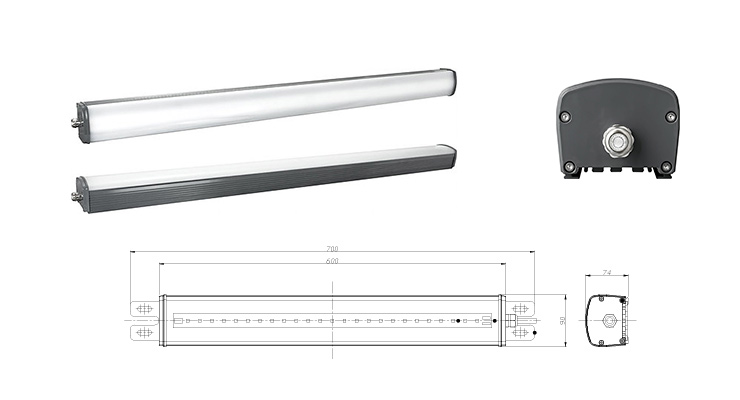 Vision X Structural Linear Light